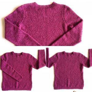 Sonoma pullover sweater, Sz Medium, Pink/Purple